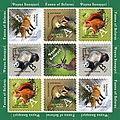 2007. Stamp of Belarus 0682-0685.jpg