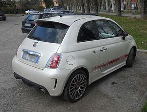 Fiat 500 (2007) - 2008 Abarth 500