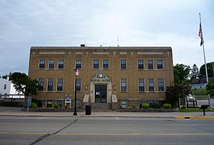 St. Ignace, Michigan - Municipal Building