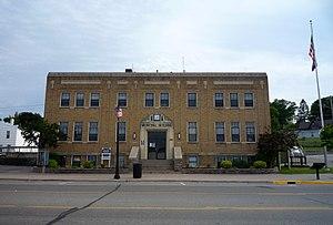 St. Ignace, Michigan - Municipal Building