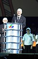 201000 - Opening Ceremony Australian GG Sir William Deane opens games - 3b - 2000 Sydney opening ceremony photo.jpg