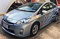 2010 Toyota Prius Plug-In (ZVW35R) liftback, GoGet CarShare (2015-02-15) 01.jpg