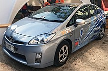 Toyota Prius Plug In Operating For Goget Carshare