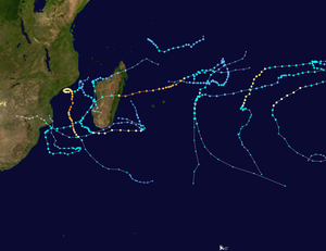 1993–1394 South-West Indian Ocean cyclone season