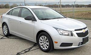 Compact car - Chevrolet Cruze