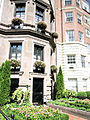 2011 windowbox CommonwealthAve BackBay BostonMA September IMG 3789.jpg