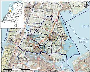K And R Auto >> Zaanstreek – Reiseführer auf Wikivoyage