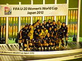 2012 FIFA U-20 Women's World Cup Champions 08.JPG
