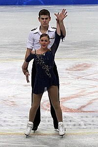 2012 World Junior FS Haven Denney Brandon Frazier.jpg