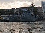 2013-08-29 Севастополь. Тральщик M1061 Rottweil ВМС Германии (3).JPG