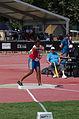 2013 IPC Athletics World Championships - 26072013 - Eddy Guerrero of Venezuela during the Women's Shot put - F20 5.jpg