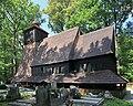 2013 Trzyniec, Guty, Kościół Bożego Ciała 06.jpg