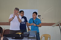 2014 Waray Wikipedia Edit-a-thon 29.JPG