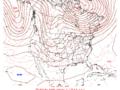 2015-10-27 500-Millibar Height Contour Map NOAA.png