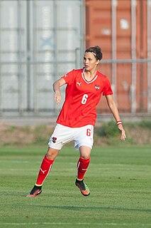Jennifer Klein (footballer) Austrian footballer
