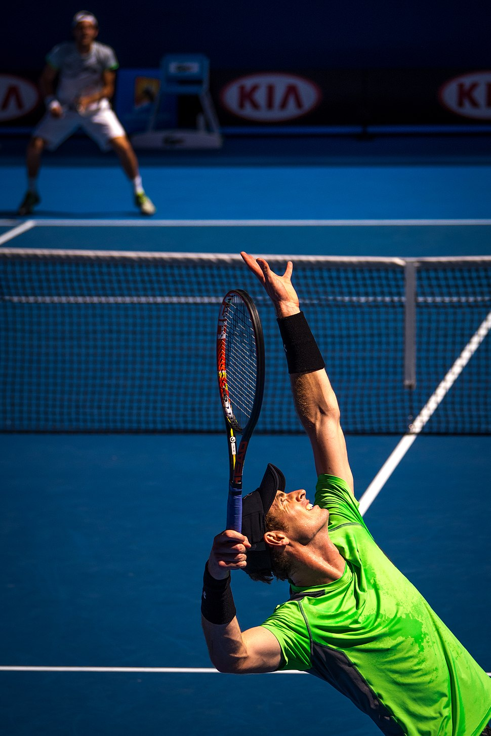 2015 Australian Open - Andy Murray 3