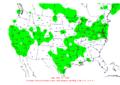 2016-04-10 24-hr Precipitation Map NOAA.png