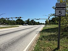 Maryland Route 5 - Wikipedia