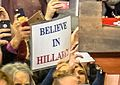 2016.02.09 Presidential Campaign New Hampshire USA 02796 (24308247784) (Believe in Hillary).jpg