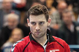 Tomáš Babák Czech handball player