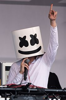 Marshmello American electronic music producer and DJ