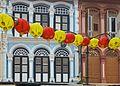 2016 Singapur, Chinatown, Ulica Pagody, Dekoracje z okazji Chińskiego Nowego Roku (04).jpg