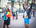 2017.02.24 Dance Protest Celebrating Trans Youth, Washington, DC USA 01151 (32732490200).jpg