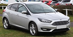 Ford Focus III po liftingu