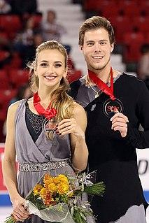 Nikita Katsalapov Russian ice dancer