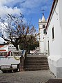 2018-02-14 Steps up to church forecourt, Alte.jpg