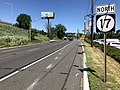 2018-07-19 11 16 58 View north along New Jersey State Route 17 just south of Bergen County Route 59 (Maywood Street) in Lodi, Bergen County, New Jersey.jpg