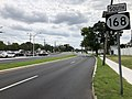 2018-10-02 13 16 18 View south along New Jersey State Route 168 (Black Horse Pike) just south of U.S. Route 130 (Crescent Boulevard) along the border of Haddon Township and Camden in Camden County, New Jersey.jpg