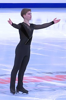Daniel Albert Naurits figure skater