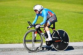 20180925 UCI Road World Championships Innsbruck Women Elite ITT Leah Kirchmann 850 8719.jpg