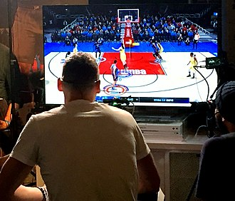 NBA 2K18 - Image: 2018 NBA All Star Weekend Sam Dekker