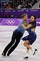 2018 Winter Olympics - Madison Chock and Evan Bates - 10.jpg