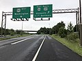 2019-08-23 12 00 27 View north along U.S. Route 301 at the exit for U.S. Route 50 WEST (Washington) in Bowie, Prince George's County, Maryland.jpg
