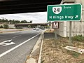 2019-10-06 14 14 03 View south along Virginia State Route 241 (Telegraph Road) at Kings Highway on the edge of Rose Hill and Huntington in Fairfax County, Virginia.jpg