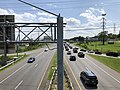 2020-08-05 15 00 12 View south along Maryland State Route 157 (Merritt Boulevard) from the overpass for Maryland State Route 151 (North Point Boulevard) in Dundalk, Baltimore County, Maryland.jpg