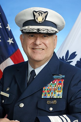 United States Coast Guard Auxiliary - 31st National Commodore of the United States Coast Guard Auxiliary, Commodore Thomas C. Mallison