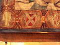 3865 - Milano - Stemma dagli Arazzi Trivulzio (Castello sforzesco) - Foto Giovanni Dall'Orto, 21-Feb-2009.jpg