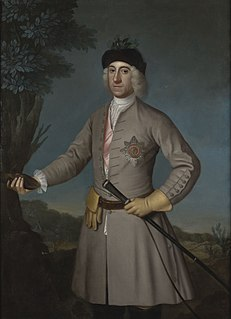 John Campbell, 3rd Earl of Breadalbane and Holland Scottish nobleman, diplomat and politician