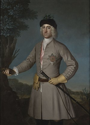 John Campbell, 3rd Earl of Breadalbane and Holland - The 3rd Earl of Breadalbane.