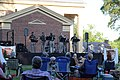 41st Army Jazz Band performs for a Crowd on Saturday Night, May 25, 2019 (f95e8819-0987-4a90-96fd-e28852a8ed71).JPG