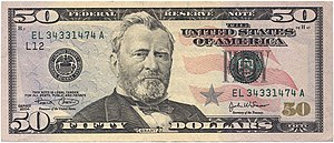 United States fifty-dollar bill