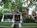 512 Garfield Avenue (year b. 1890) - Kansas City, Missouri - Historic Pendleton Heights (This 2408 sq.f. single family home has 5 bedrooms and 2 bath.) - panoramio.jpg