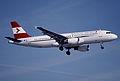 52bh - Austrian Airlines Airbus A320-214; OE-LBN@ZRH;27.02.1999 (5127363522).jpg