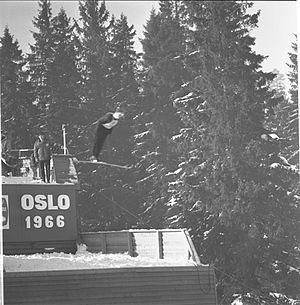 FIS Nordic World Ski Championships 1966 - Image: 533 Ski VM 1966
