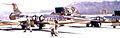 538th Fighter-Interceptor Squadron F-104s Luke AFB 1958.jpg