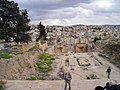 62. From the Temple of Artemis looking towards the Propylaeua Church.jpg